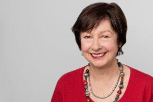 Gita Neumann, Redakteurin des Newsletters Patientenverfügung